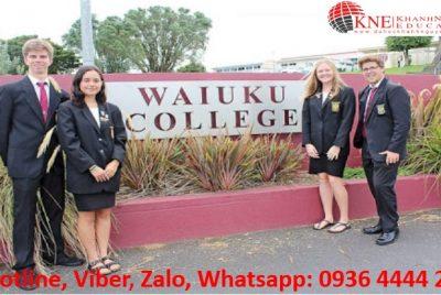 trường Trung học Waiuku