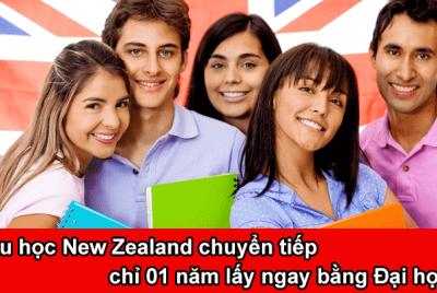Du học New Zealand chuyển tiếp