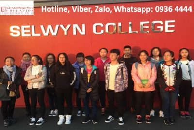 trường Selwyn College