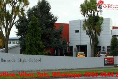 trường Trung học Burnside