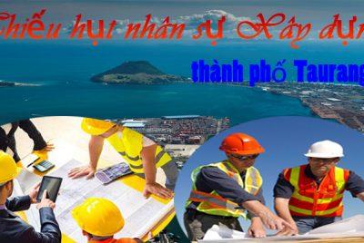 thiếu hụt nhân sự ngành xây dựng tại new zealand