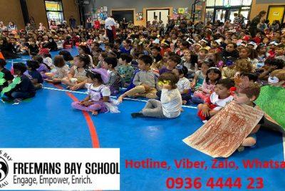 Freemans Bay School