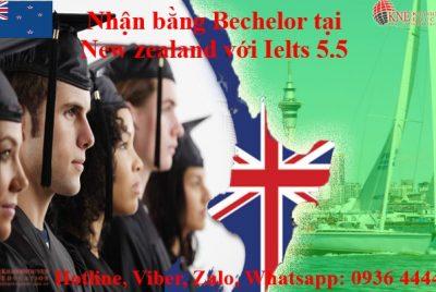 Nhận bằng Bechelor tại New zealand với Ielts 5.5
