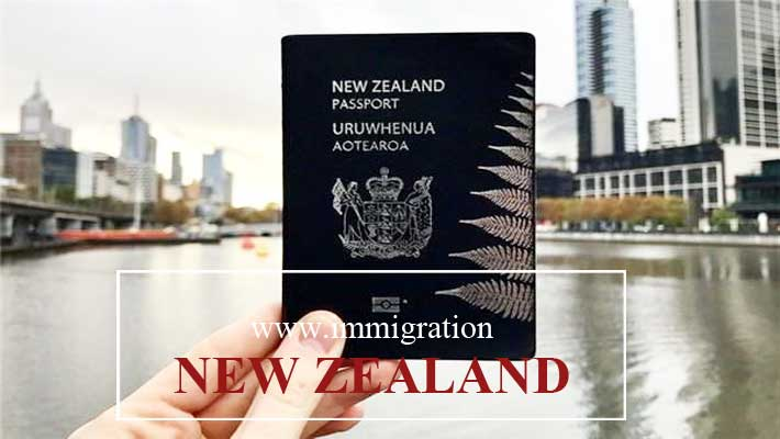 Visa du lịch New Zealand