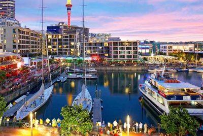 Di chuyển khi du lịch New Zealand
