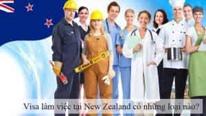 Visa làm việc tại New Zealand