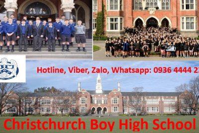 Christchurch Boy High School