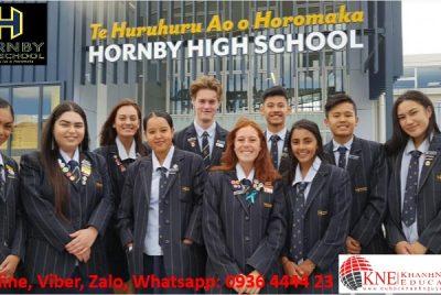 Hornby High School