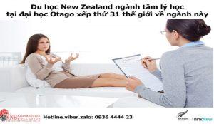 Ngành Tâm Lý Tại Đại Học Otago