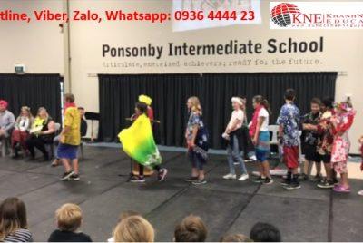Ponsonby Intermediate School