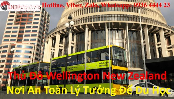 Thủ Đô Wellington New Zealand Nơi An Toàn Lý Tưởng Để Du Học