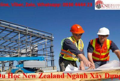 Du Học New Zealand Ngành Xây Dựng